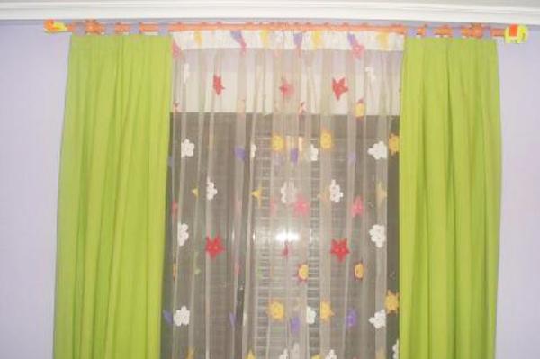 Servimalla cortinas de genero - Telas para cortinas juveniles ...