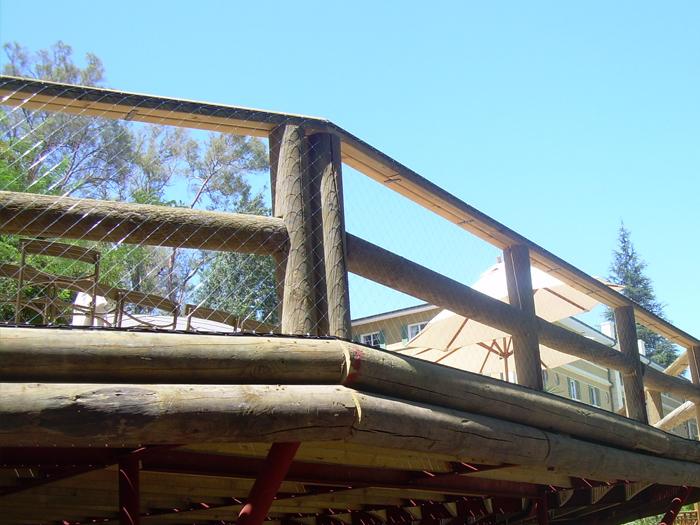 mallas de proteccion terrazas