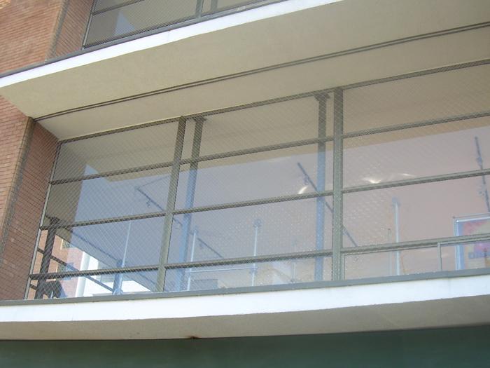 Servimalla mallas de seguridad ventanas balcones - Proteccion para terrazas ...